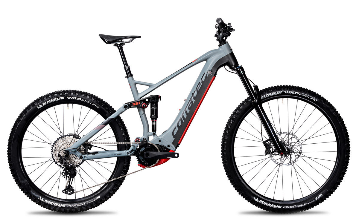 Corratec E-Power RS 160 Pro 5.699€