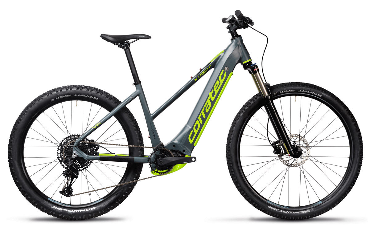 Corratec E-Power X Vert Race Trapez  3.399€