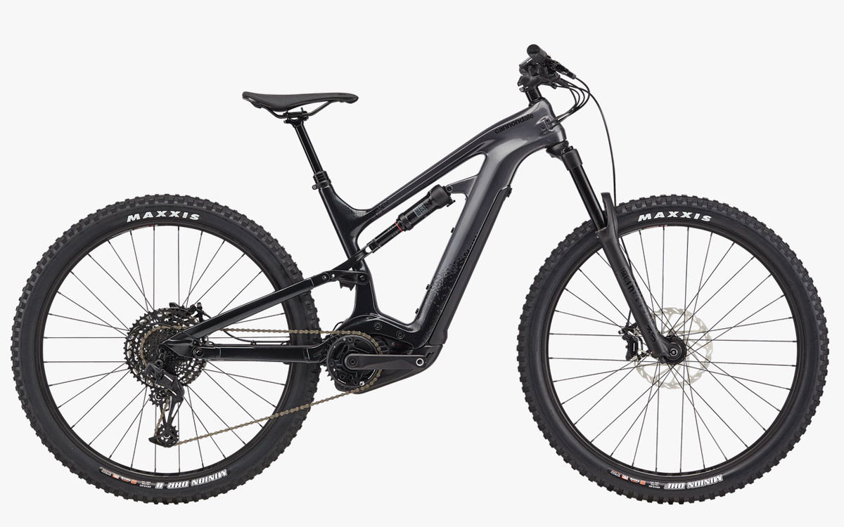 Cannondale Moterra Carbon 3+ 5.999€